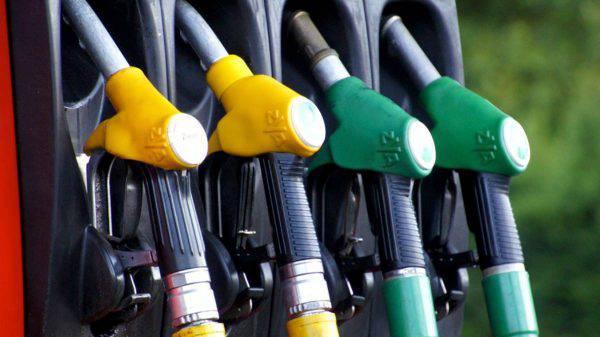 Accise sulla benzina