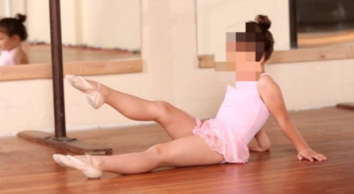 Bimba muore durante lezione danza