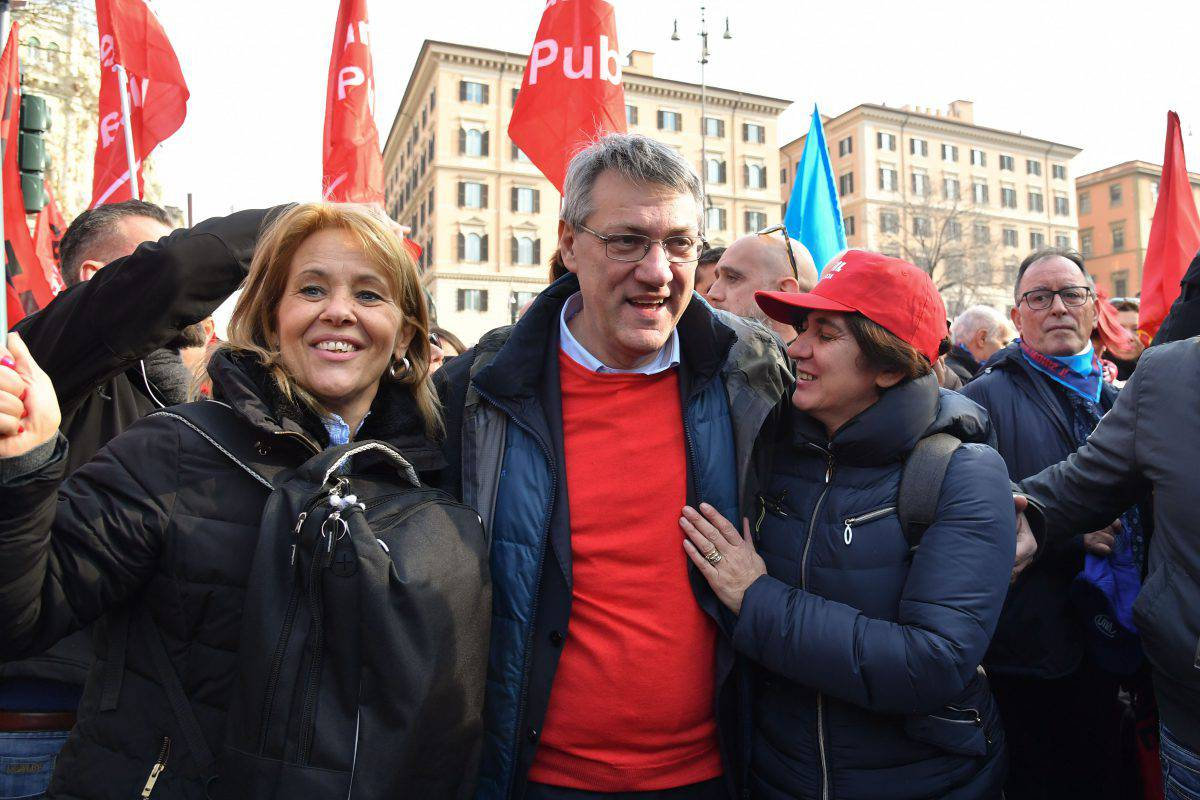 Maurizio Landini chi è