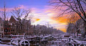 Meteo Amsterdam dicembre