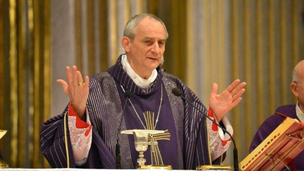 l'irritazione di Monsignor Zuppi