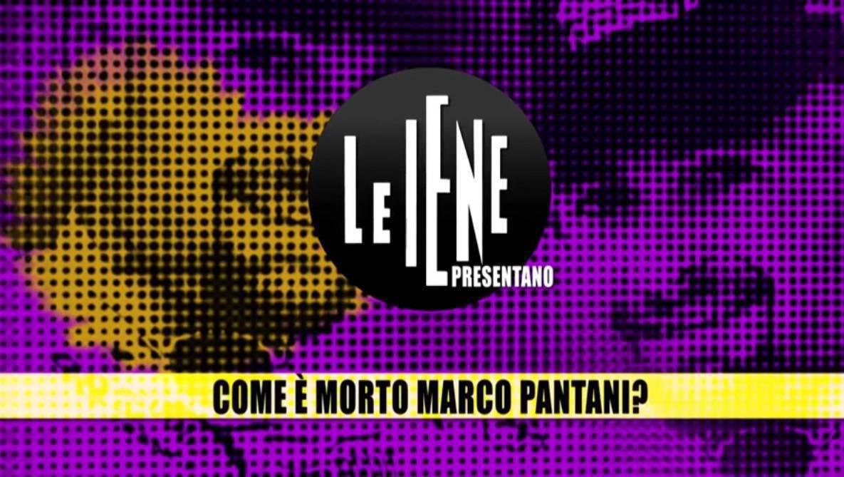 Le Iene presentano - Com'è morto Marco Pantani