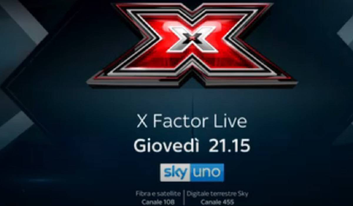Live X Factor 2019