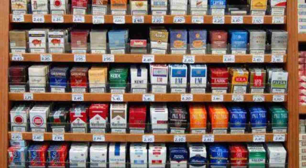 fumare sigarette