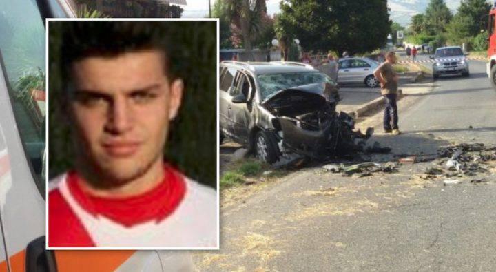 Roma, terribile incidente: muore a 22 anni l'ex calciatore Federico Tomei