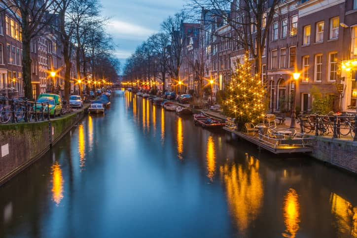 mercatini natale 2019 amsterdam
