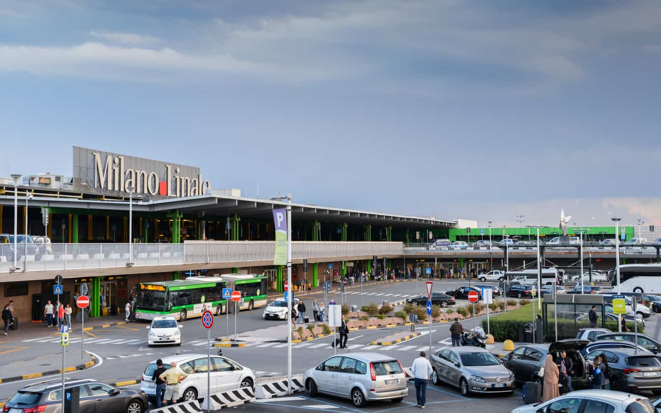 aeroporto milano linate parcheggio