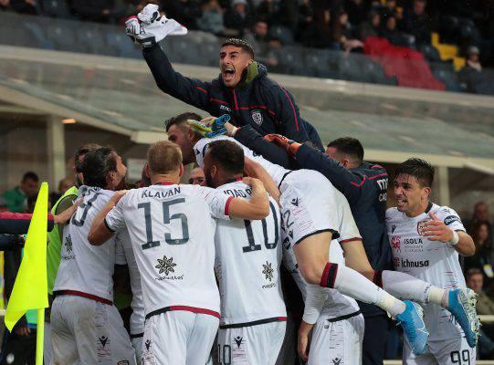 Cagliari Fiorentina streaming
