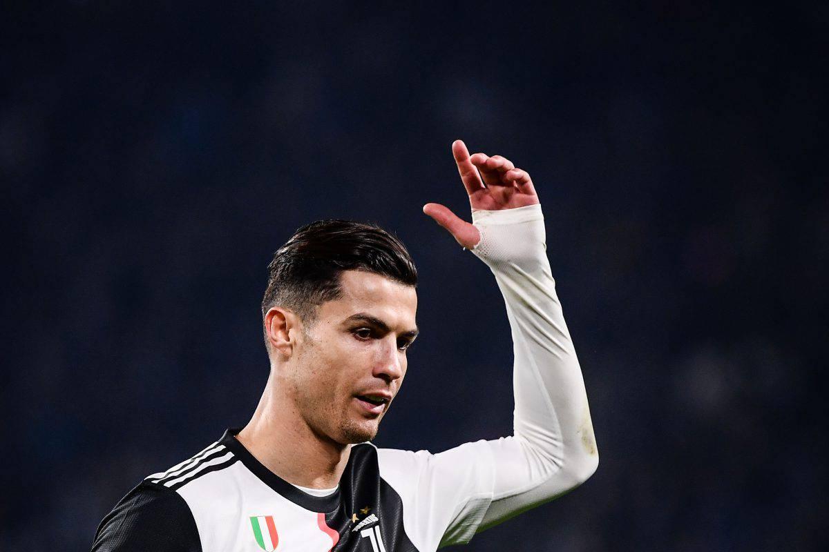 Cristiano Ronaldo Capello