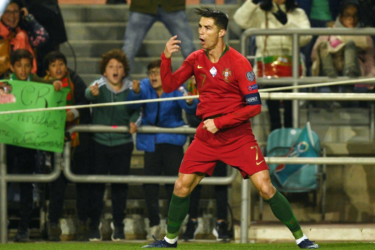 Cristiano Ronaldo Sarri