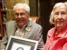 John e Charlotte coppia più anziana del mondo