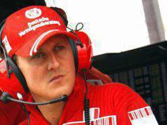Schumacher ex manager