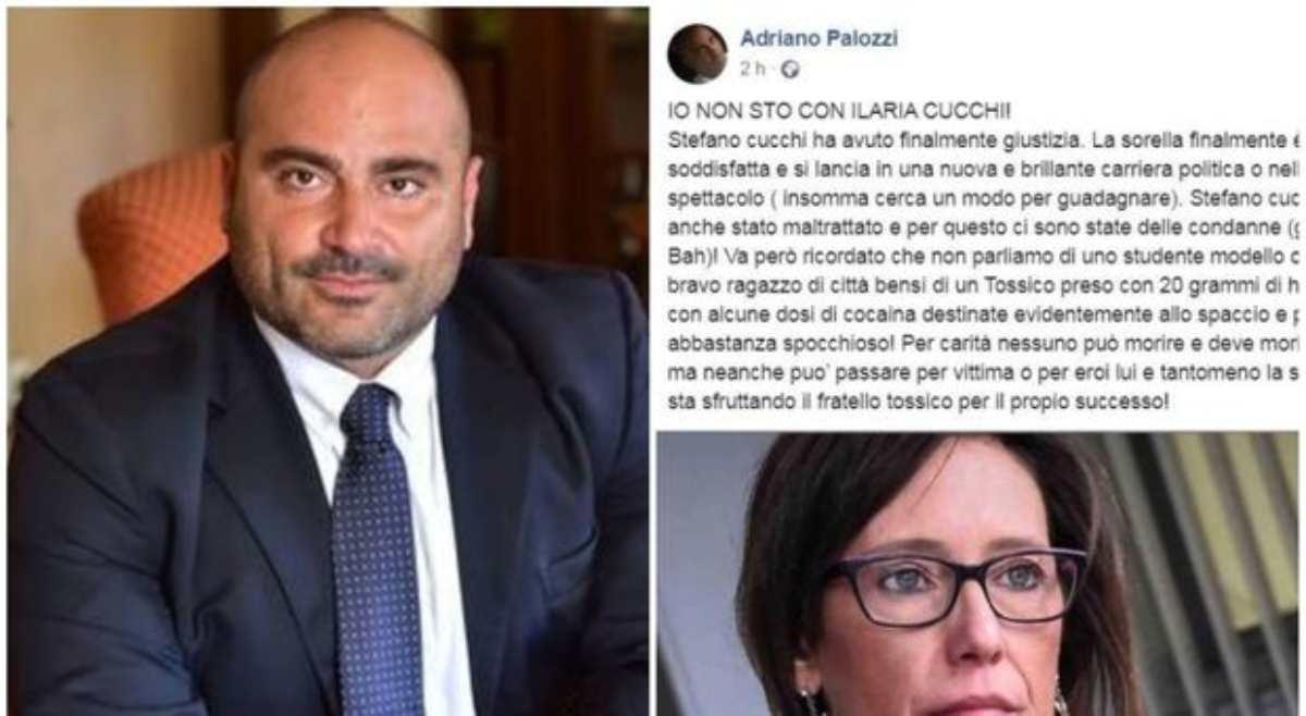 Palozzi post Cucchi