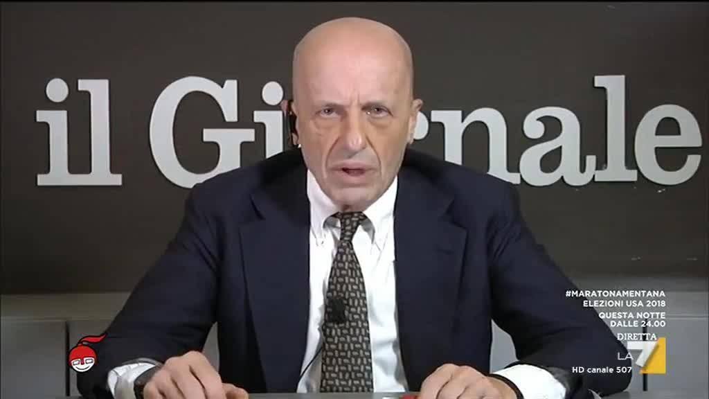 Alessandro Sallusti, chi è: età, vita privata e carriera del giornalista
