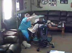 Disabile maltrattato