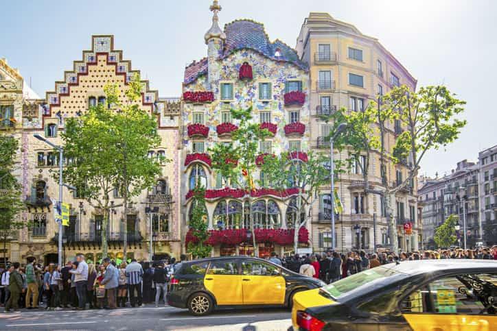 casa batlo Barcellona