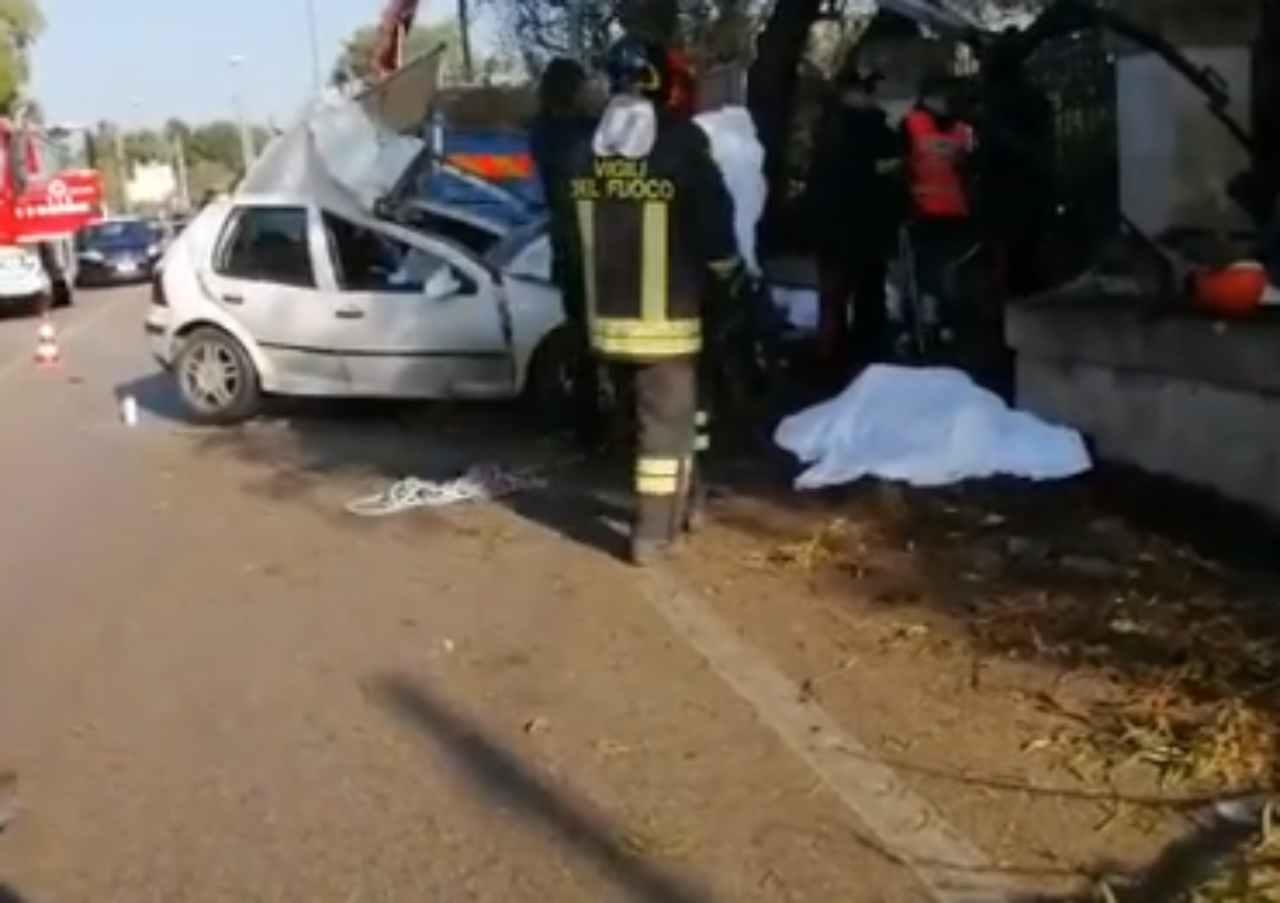 incidente mortale