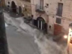 Matera alluvione