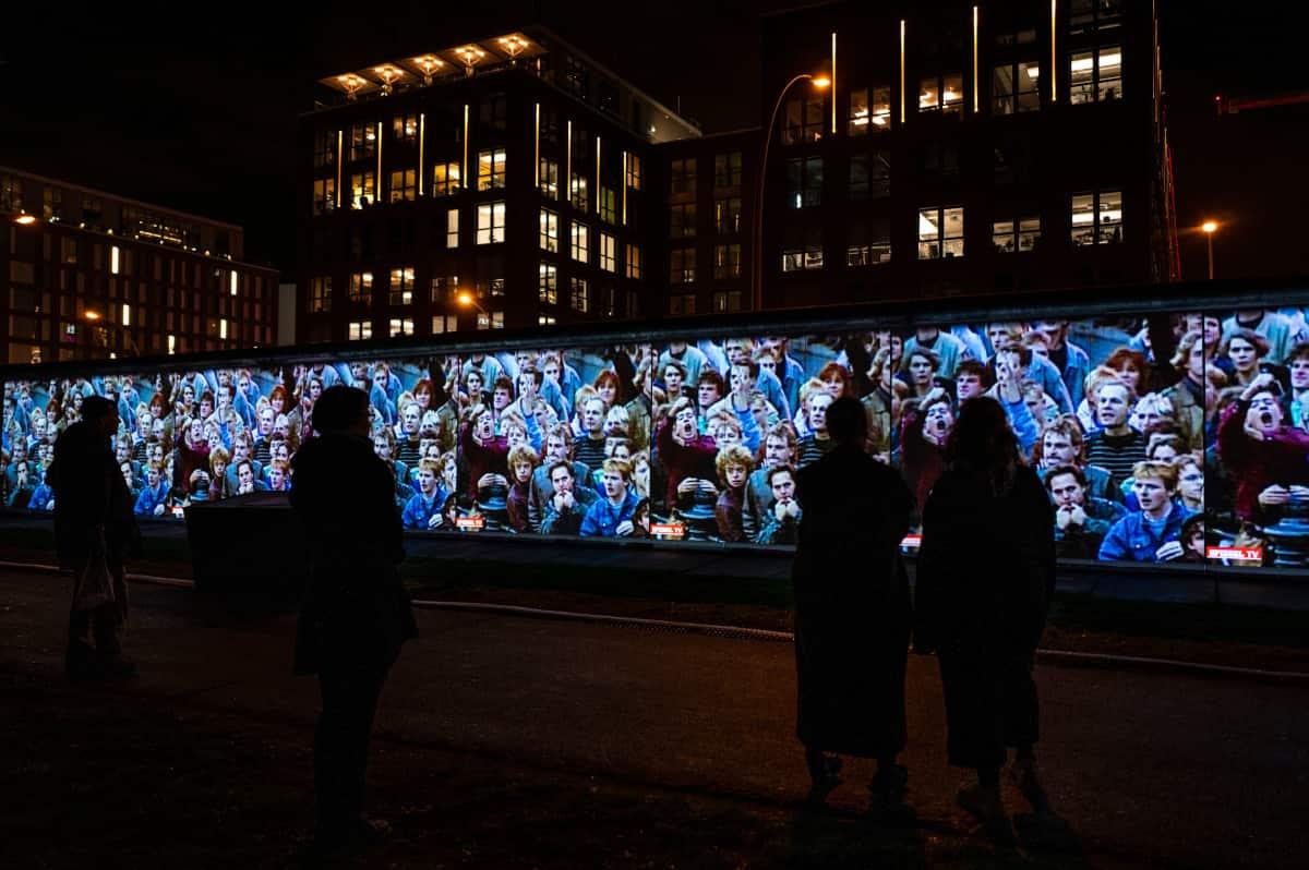 muro di berlino 2019