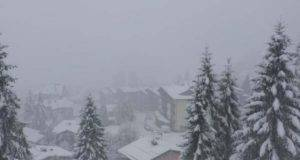 Piemonte neve