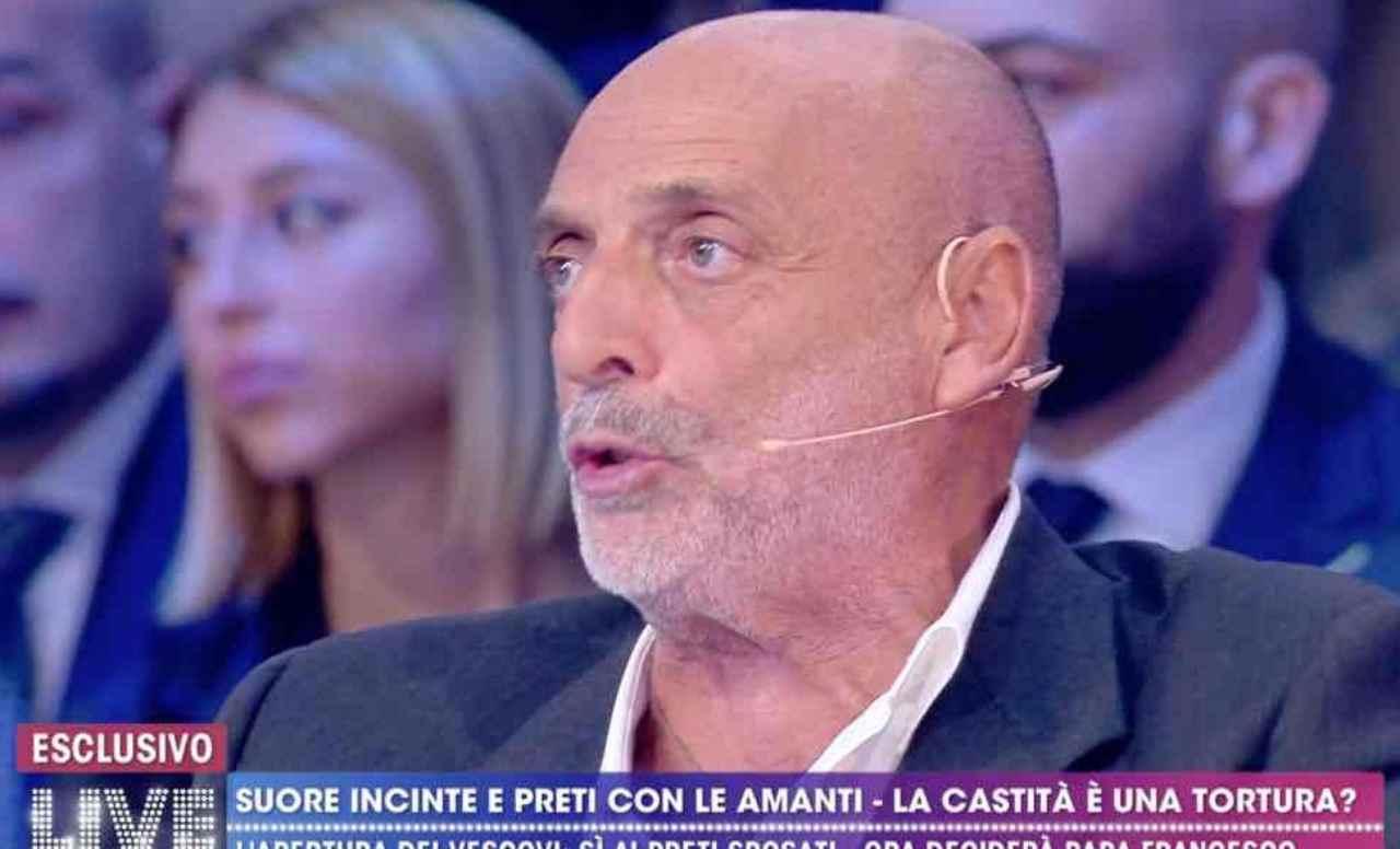 Paolo Brosio preti pedofili