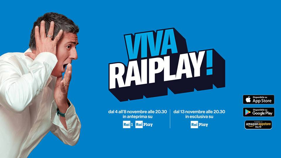 Viva RaiPlay