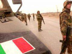 militari italiani feriti in iraq