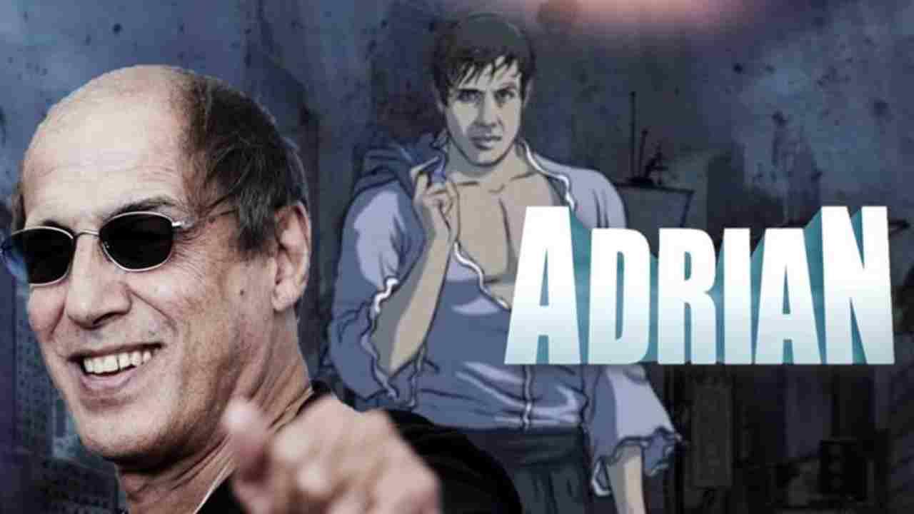 Adriano Celentano Adrian o