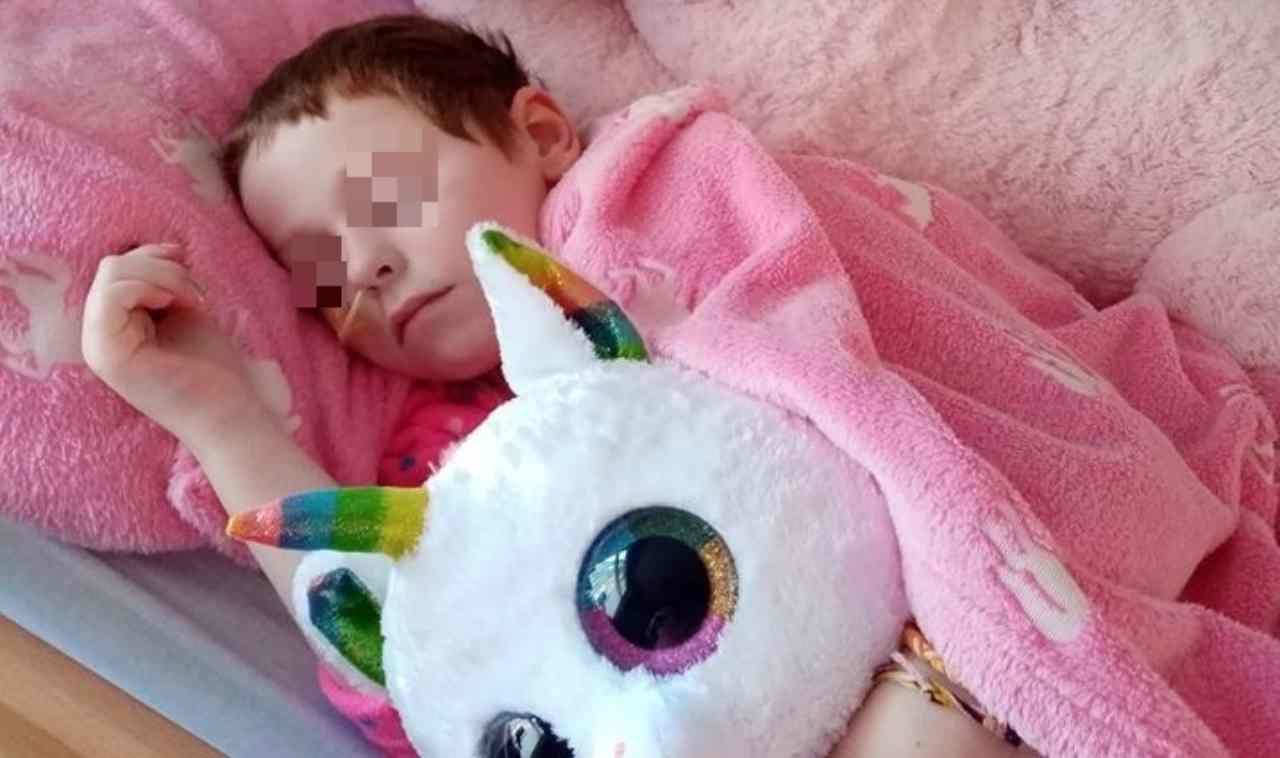bambina morta tumore