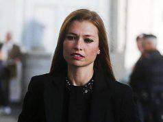 Carlotta Mantovan, chi è la moglie di Fabrizio Frizzi: età,