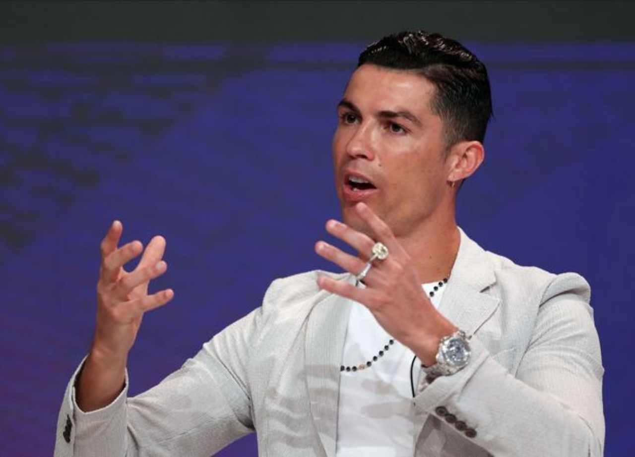 Cristiano Ronaldo orologio