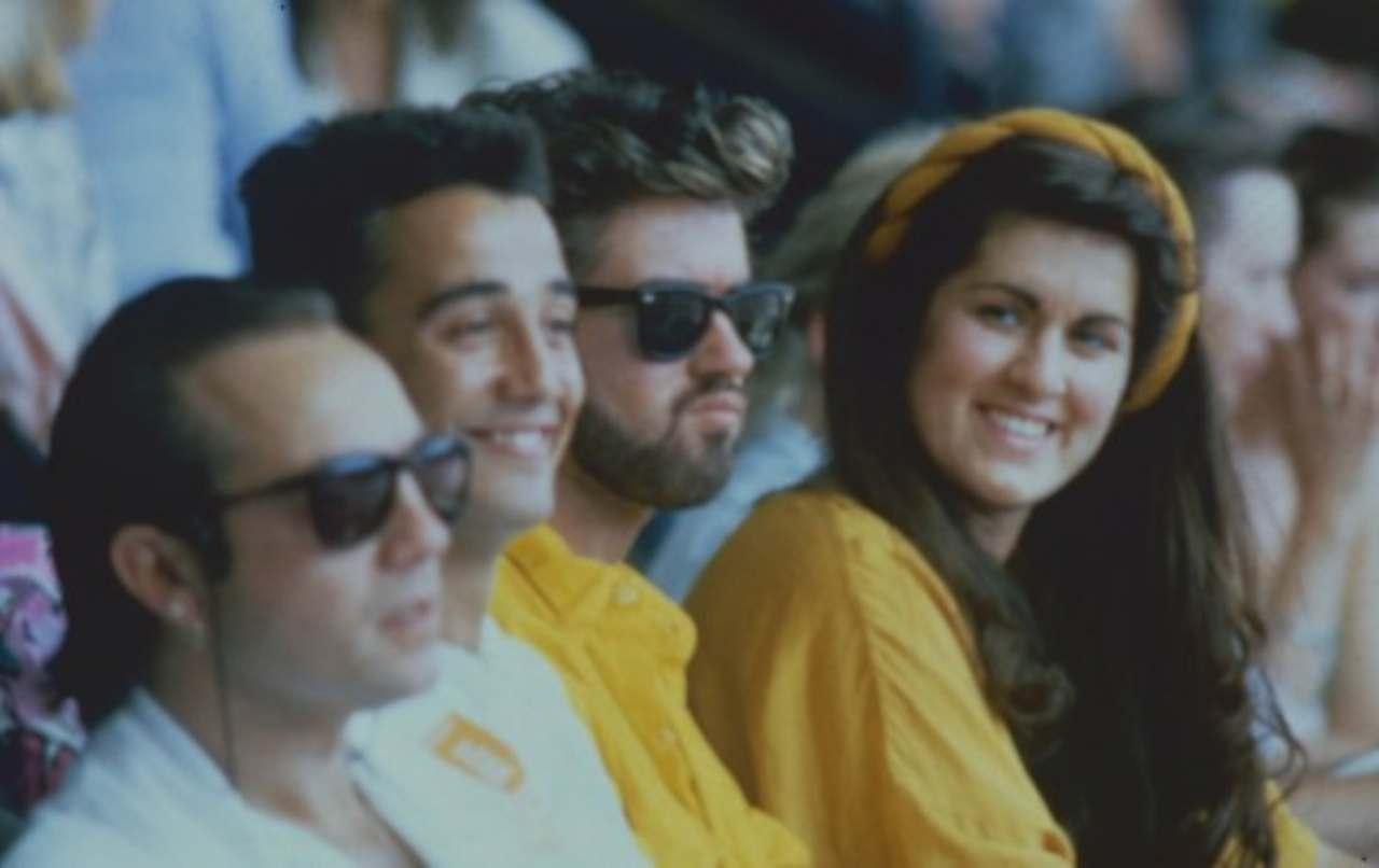 George Michael sorella