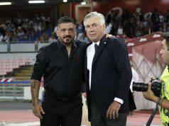 """Napoli, Ancelotti ammette: """"Valigia pronta"""", Gattuso in pole"""