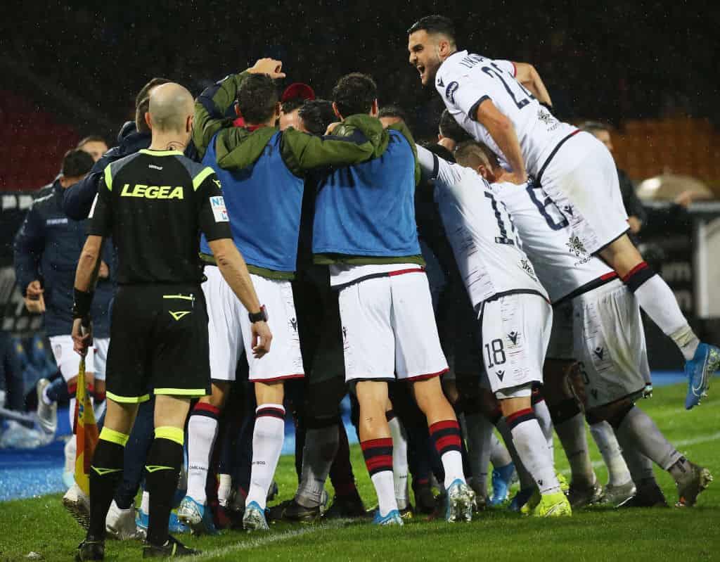 Cagliari Lazio Serie A Tim Diretta Streaming No Rojadirecta E Formazioni