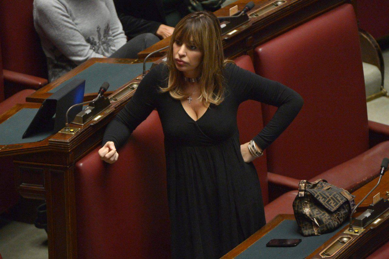 Alessandra Mussolini chi è