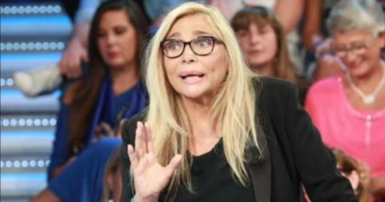 Mara Venier parolaccia