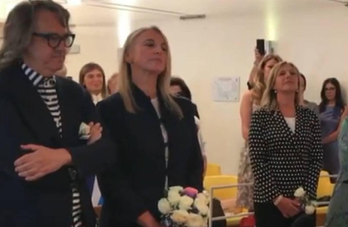Gigi Marzullo, chi è la moglie Antonella De Iuliis: età, carriera e vita ...
