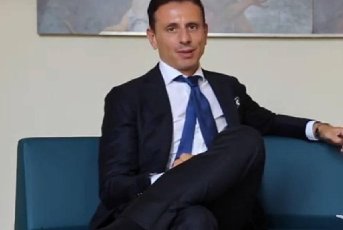 Marco Bacini chi è