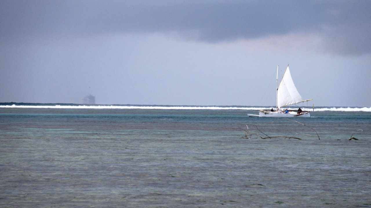 resti umani barca fantasma