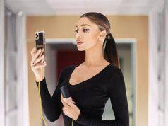 """Belen Rodriguez, lo sfogo sui social: """"Mi sono svegliata cos"""