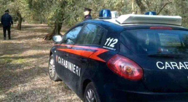 carabiniere morto