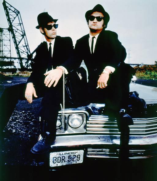 The Blues Brother Dan Aykroyd e John Belushii