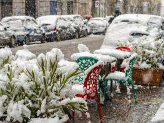 Meteo, ciclone polare: temperature in picchiata