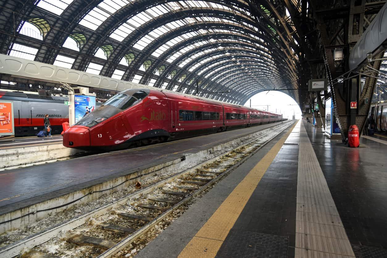 vacanze treno offerta italo