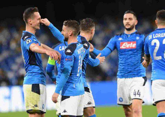 Napoli Parma streaming