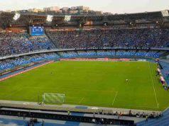 Napoli Parma rinvio