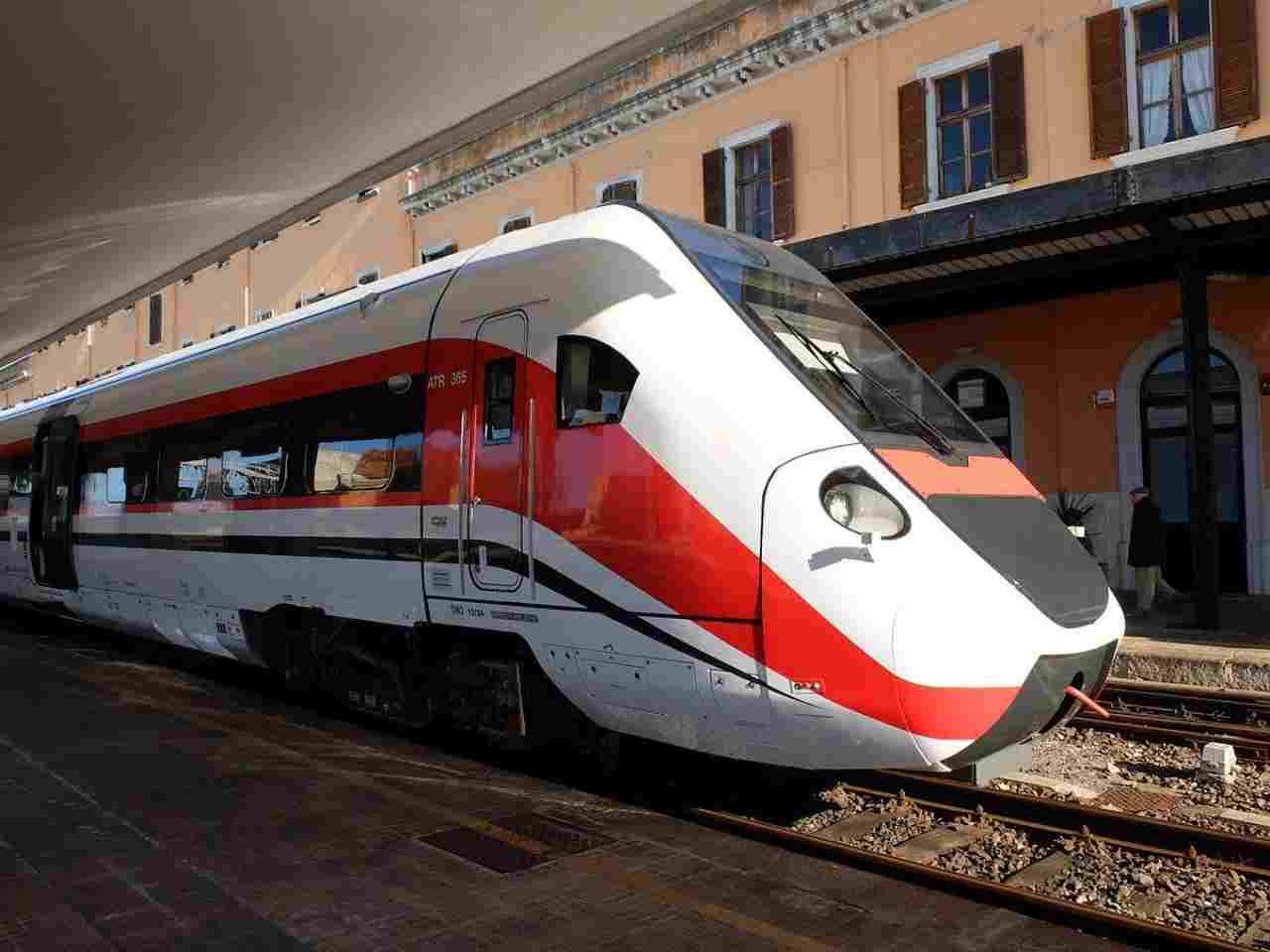 terremoto firenze treni