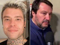 """Fedez attacca nuovamente Salvini: """"Io non peso sulle tasche"""