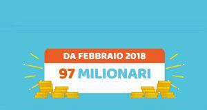 Million Day 2 febbraio