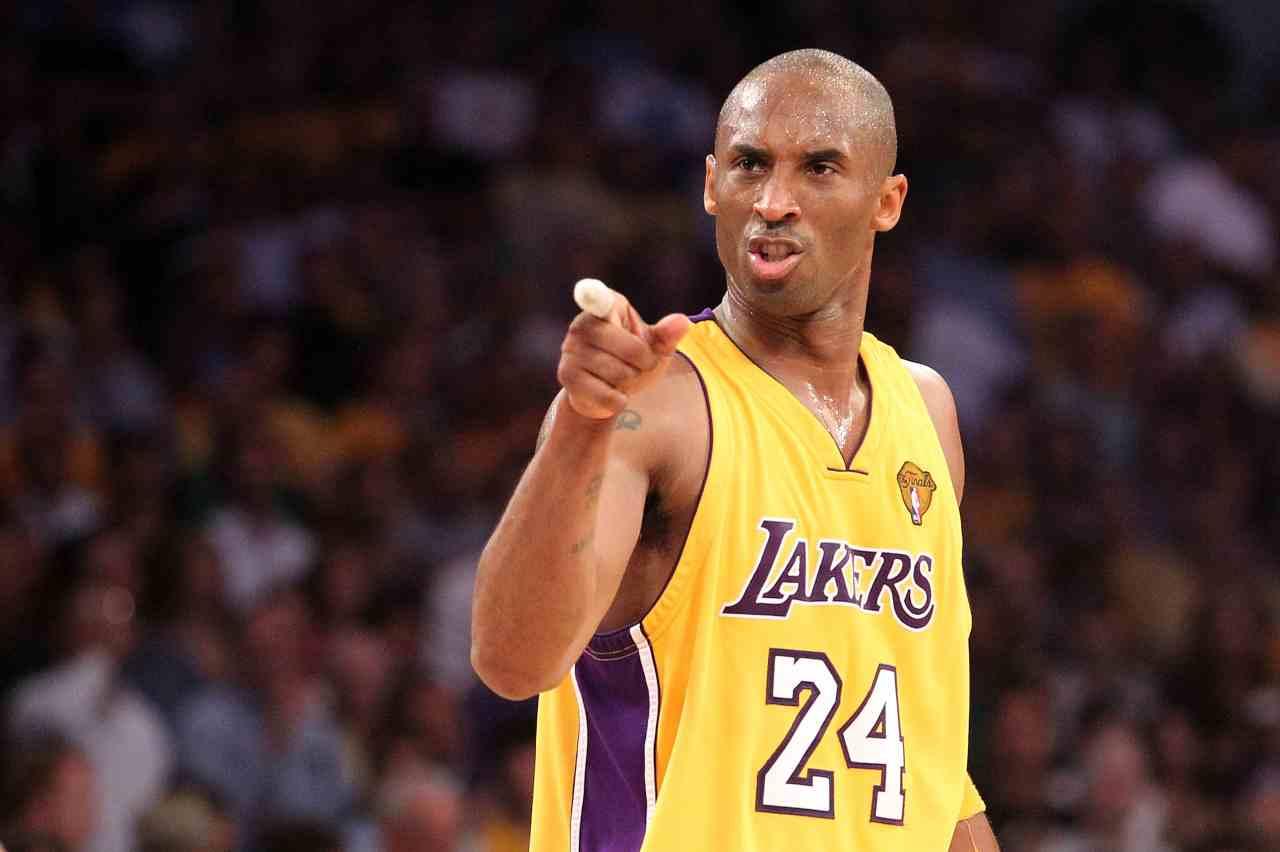 Kobe Bryant stupro
